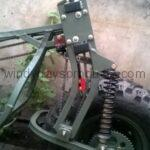 2wd motorcycle frame build (4)