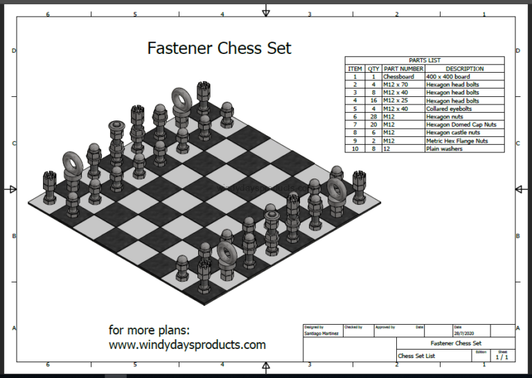 chess project 1