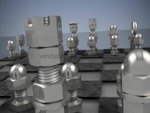 chess set diy (3)