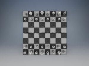 chess set diy (4)