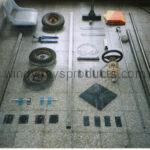 land yacht parts